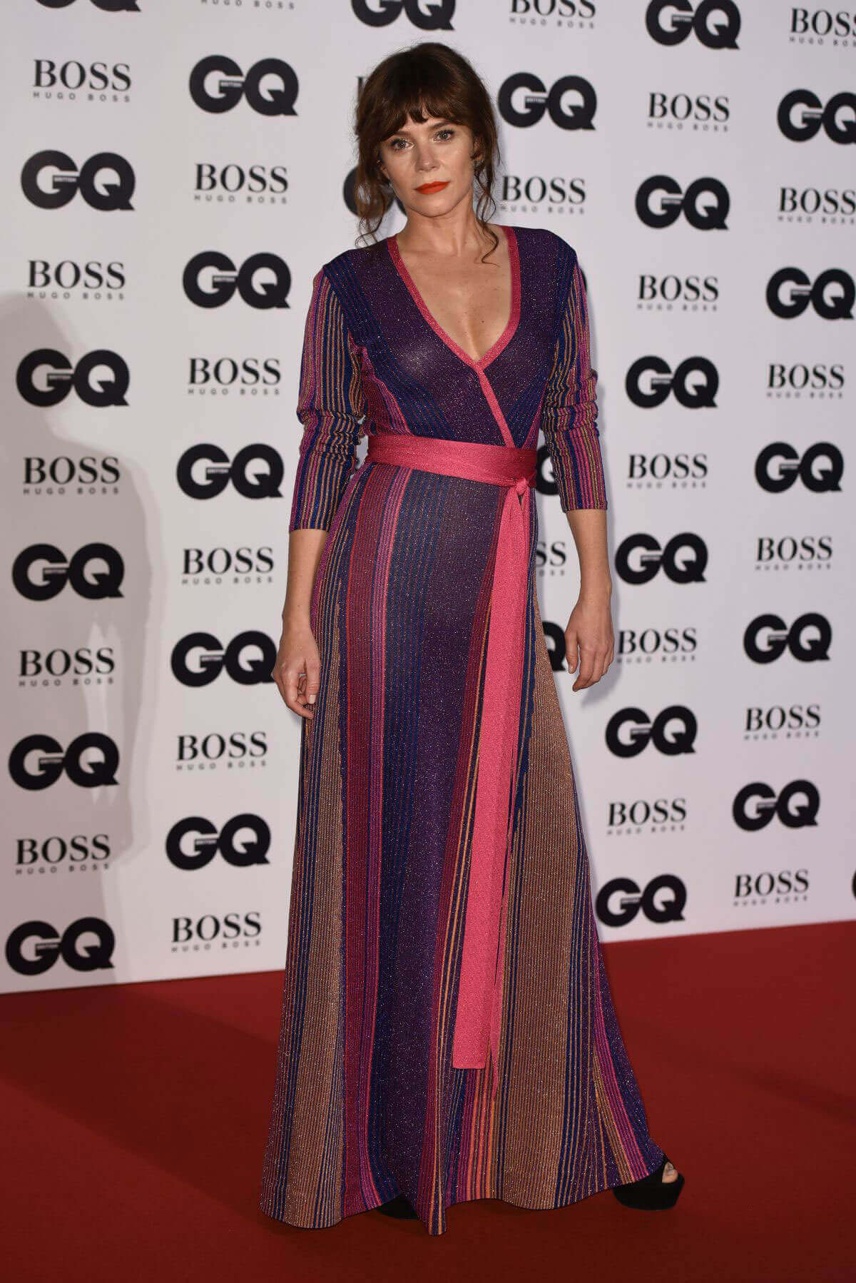 Anna Friel Stills at GQ Men of the Year Awards 2017 in London