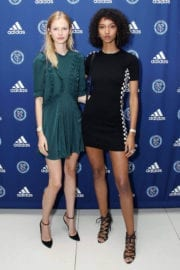 Anna Lund Stills at NYCFC House #nycfchouse Opening at in New York