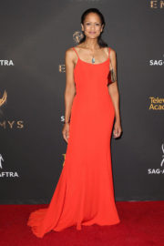 Anne-Marie Johnson at Dynamic & Diverse Emmy Reception in Los Angeles