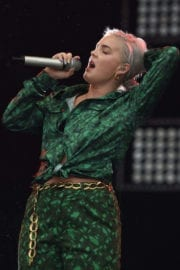 Anne-Marie Performs Stills at Fusion Festival 2017 in Liverpool