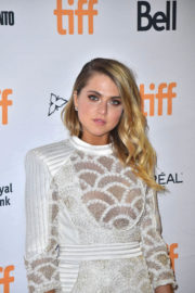Anne Winters Stills at 'Mom and Dad' Premiere at TIFF in Toronto