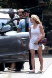 Ashley Greene and Paul Khoury Stills Out for Lunch in Studio City