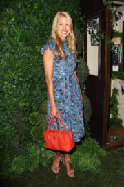 Beth Ostrosky at Alice & Olivia Fashion Show at NYFW