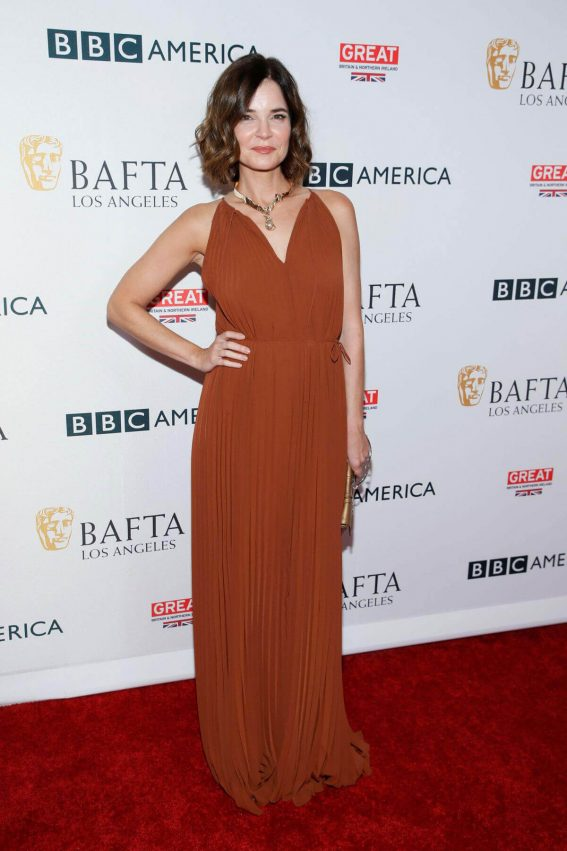 Betsy Brandt Stills at BBC America Bafta Los Angeles TV Tea Party