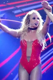 Britney Spears Stills Performs at Planet Hollywood in Las Vegas