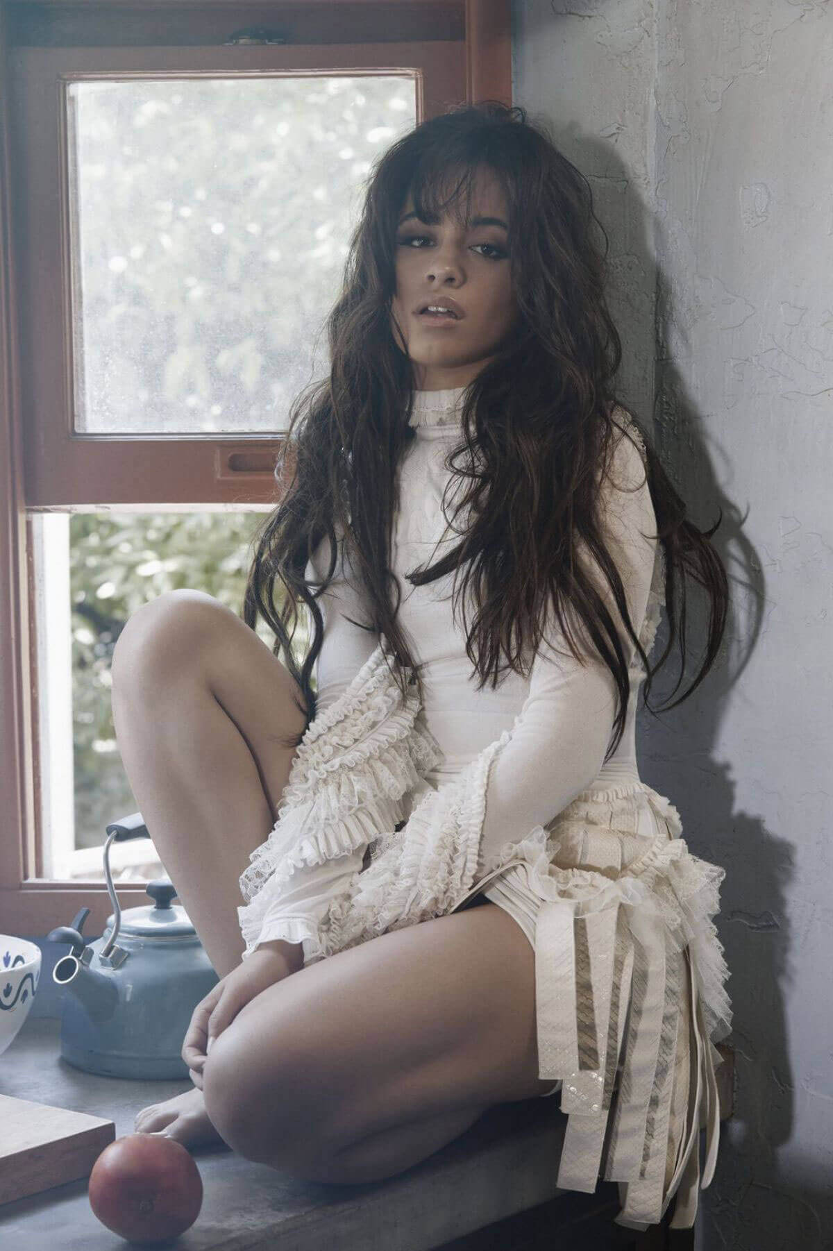 Camila Cabello Poses for Wonderland Magazine, 2017 Photoshoot