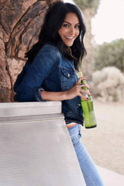 Camila Mendes and Lili Reinhart Stills for Bongo Jeans' Bongo BFF's Fall 2017 Campaign