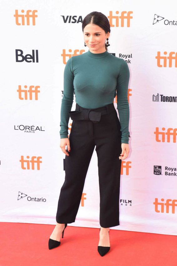 Camila Perez Stills at 'Who We Are Now' Premiere 2017 TIFF in Toronto