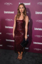 Camilla Luddington Stills at 2017 Entertainment Weekly Pre-emmy Party in West Hollywood