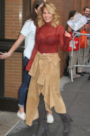 Candace Cameron-Bure Stills at 'The View' Premiere in New York