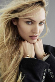 Candice Swanepoel for Elle Magazine, Russia October
