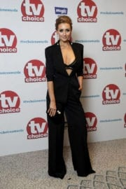 Catherine Tyldesley at TV Choice Awards 2017 in London