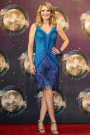 Charlotte Hawkins Stills at Strictly Come Dancing 2017 Launch in London