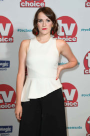 Charlotte Ritchie Stills at TV Choice Awards 2017 in London