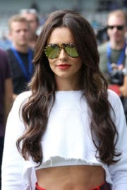Cheryl Cole Stills at #game4grenfell at Loftus Road in London