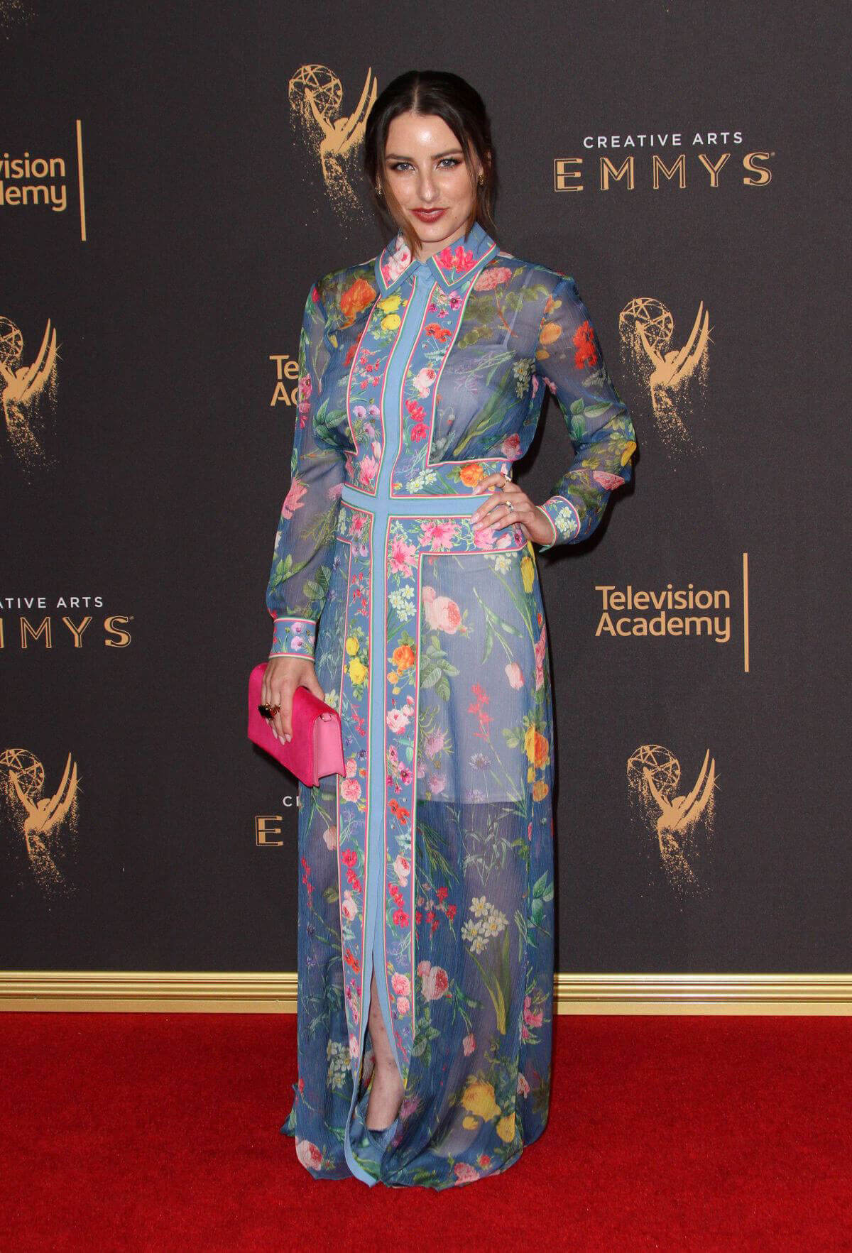Chloe Arbiture at Creative Arts Emmy Awards in Los Angeles