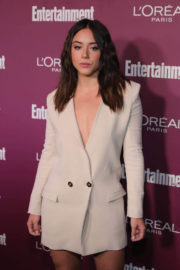 Chloe Bennet Stills at 2017 Entertainment Weekly Pre-emmy Party in West Hollywood