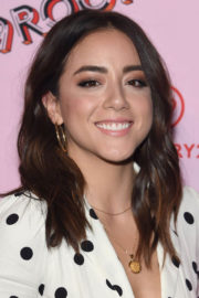 Chloe Bennet Stills at Refinery29 Third Annual 29rooms: Turn It Into Art Event in Brooklyn