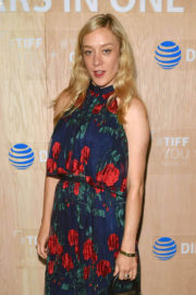 Chloe Sevigny at Lean on Pete Lunch at TIFF in Toronto
