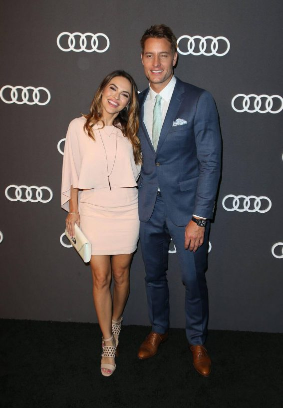 Chrishell Stause Stills at Audi's Pre-emmy Party in Hollywood
