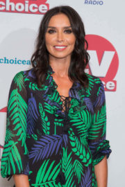 Christine Lampard Stills at TV Choice Awards 2017 in London