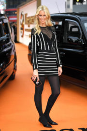 Claudia Schiffer Stills at 'Kingsman: The Golden Circle' Premiere in London