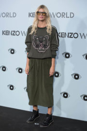 Cristina Tossio Stills at Kenzo's Summer Party in Madrid