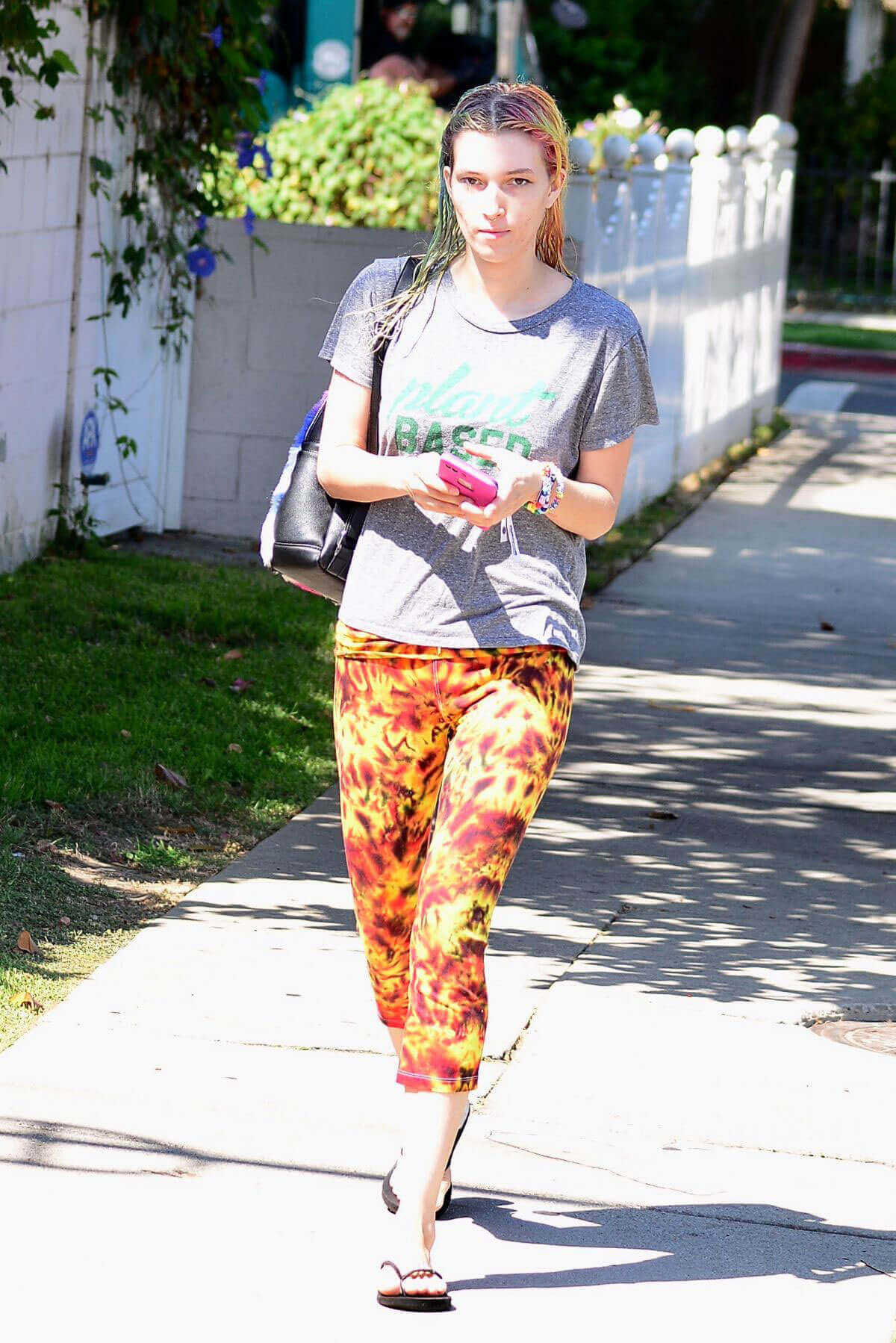 Dani Thorne Stills Out and About in Los Angeles