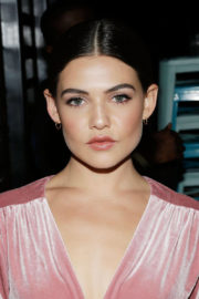 Danielle Campbell Stills at Flaunt and Reebok The Eternal Issue Celebration in New York
