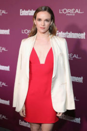 Danielle Panabaker Stills at 2017 Entertainment Weekly Pre-emmy Party in West Hollywood