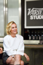 Diane Kruger at Variety Studio at TIFF Presented by AT&T in Toronto
