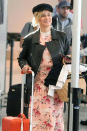 Diane Kruger Out and About in Toronto Pearson