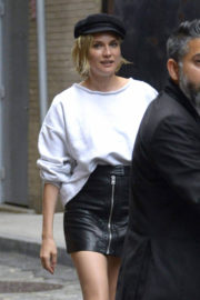 Diane Kruger Out in New York
