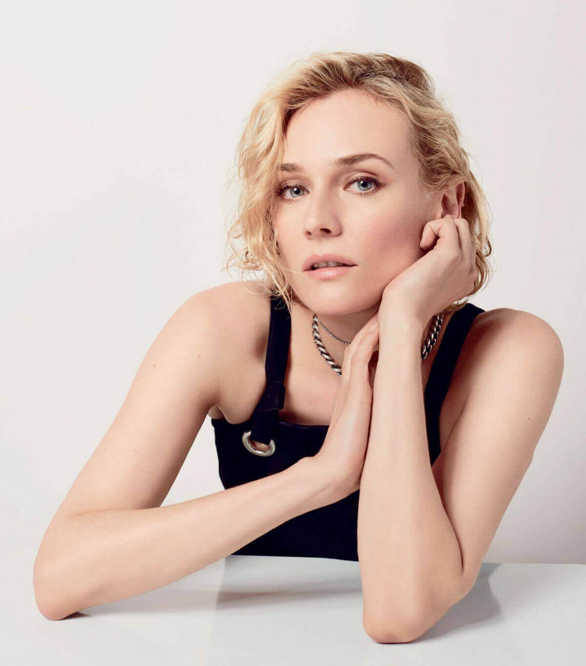 Diane Kruger Photos in D La Repubblica Magazine, September 2017