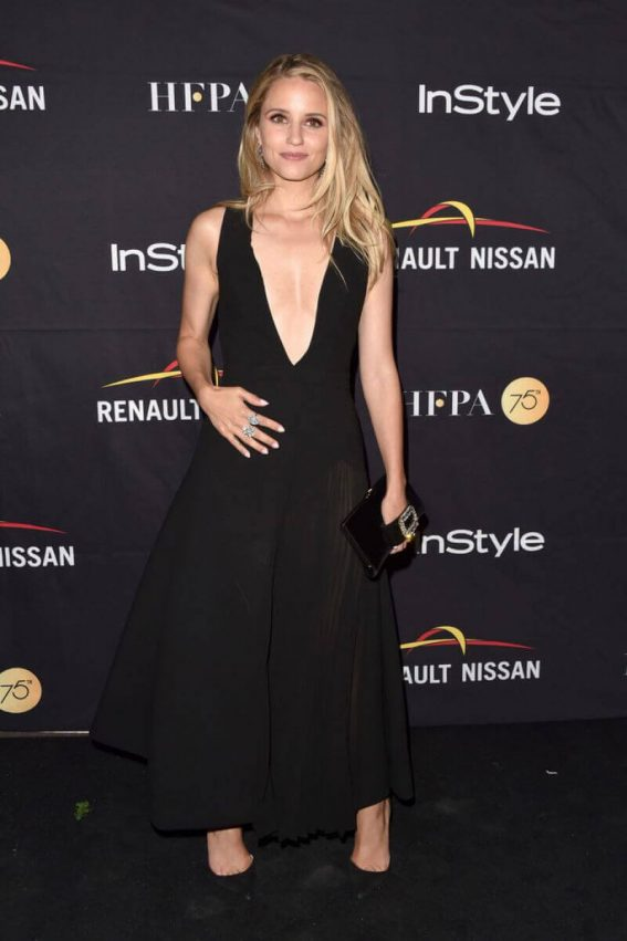 Dianna Agron Stills at HFPA & Instyle Annual Celebration of 2017 TIFF