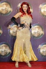 Dianne Buswell Stills at BBC Strictly Come Dancing 2017 Launch in London