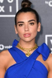 Dua Lipa Stills at Voxi Launch Party in London