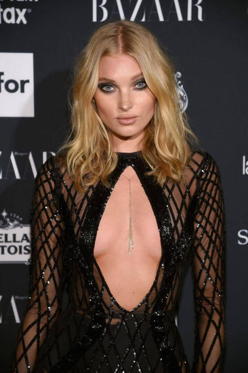Cleavage Elsa Hosk nudes (94 photo), Instagram