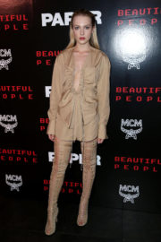 Emily Ruhl at Paper Magazine Beautiful People Release Party in New York