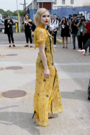 Emma Roberts Out in New York