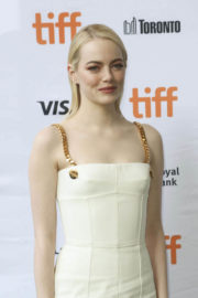 Emma Stone Stills at 'Battle of the Sexes' Premiere at 2017 TIFF in Toronto