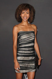 Erica Luttrell at Dynamic & Diverse Emmy Reception in Los Angeles