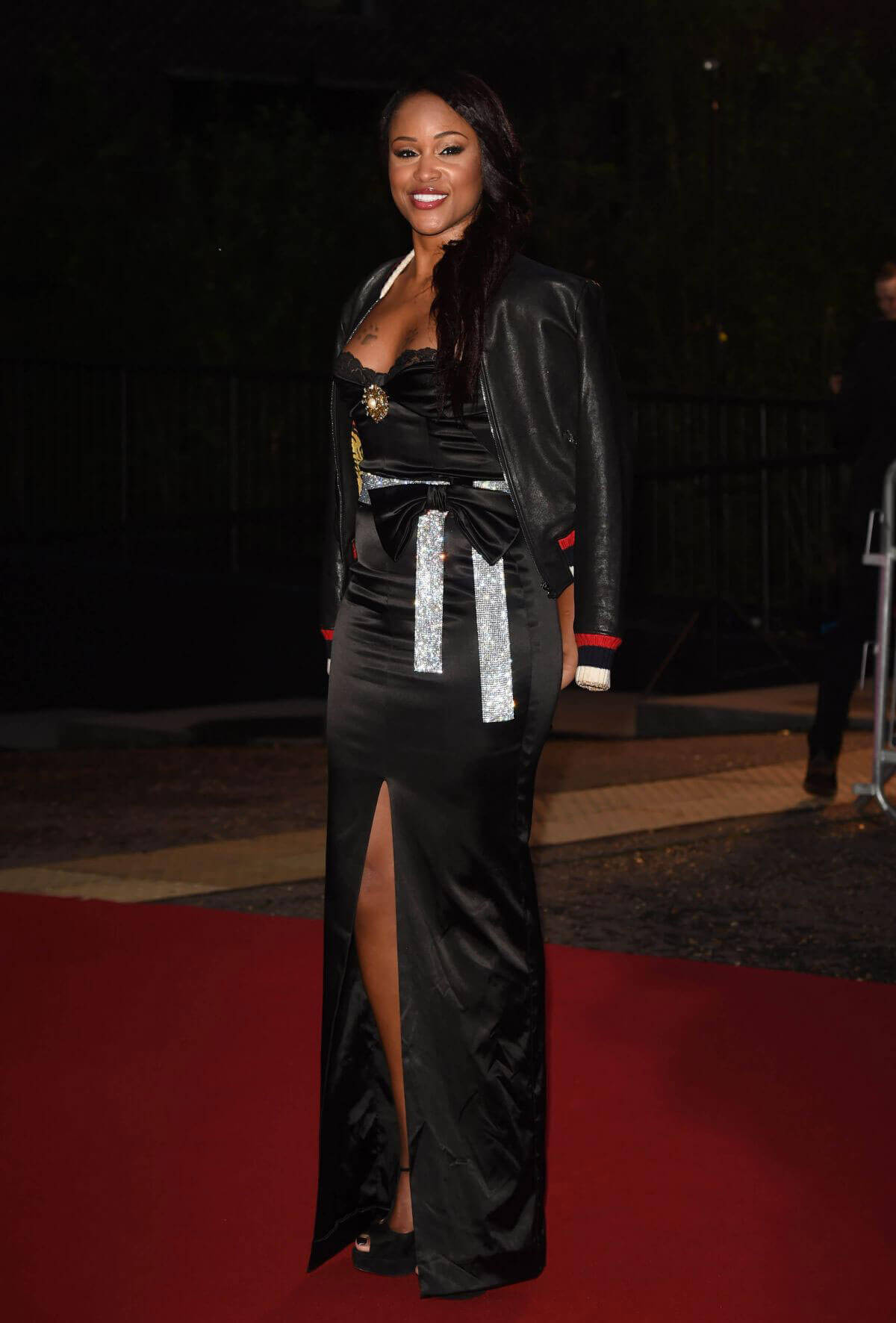 Eve Stills at GQ Men of the Year Awards 2017 in London