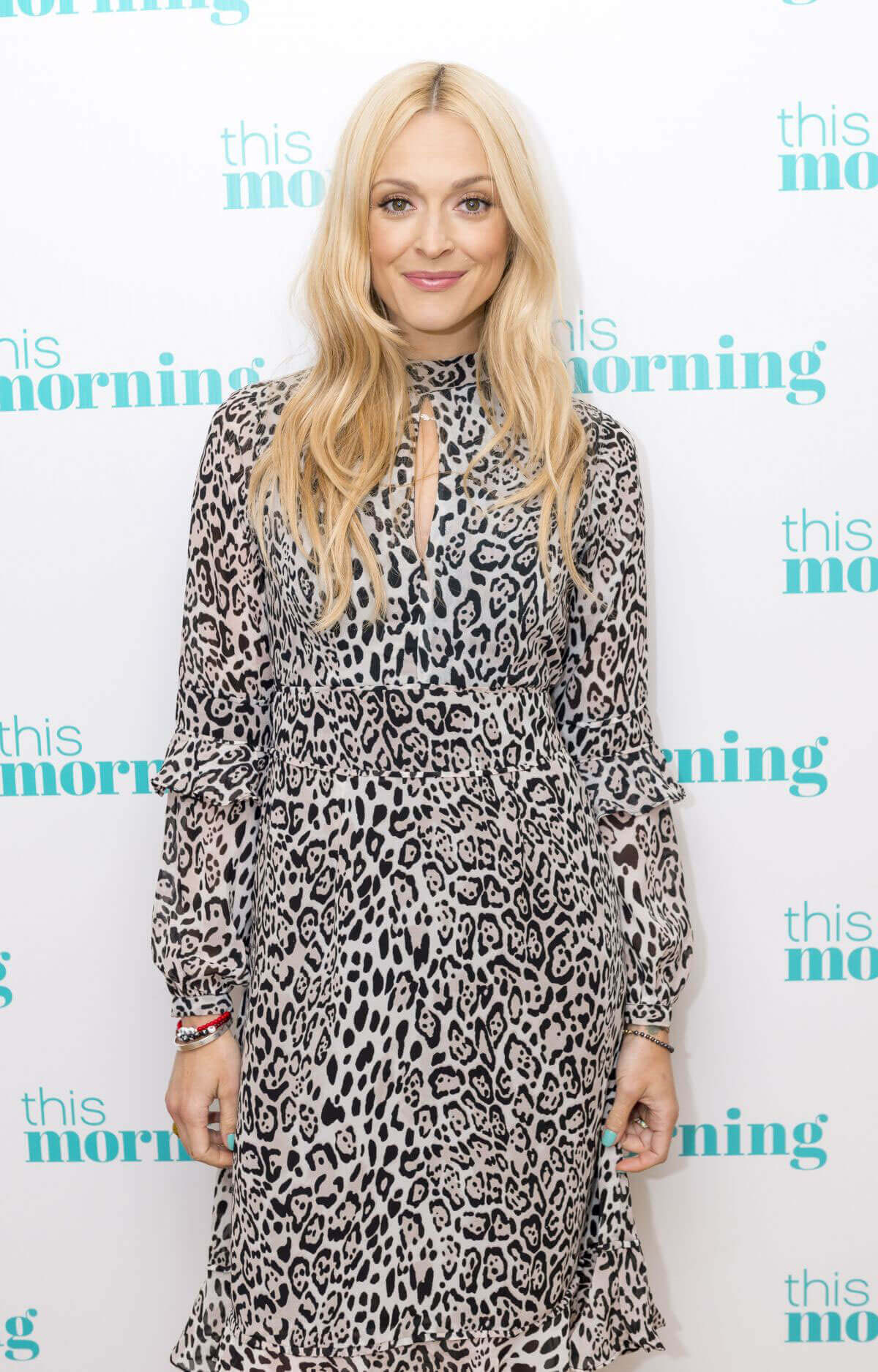 Fearne Cotton Stills at This Morning Show in London ...