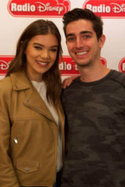 Hailee Steinfeld at an Interview with Radio Disney in Burbank