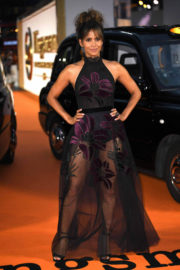 Halle Berry Stills at 'Kingsman: The Golden Circle' Movie Premiere in London