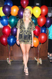 India Gants at Paper Magazine Beautiful People Release Party in New York
