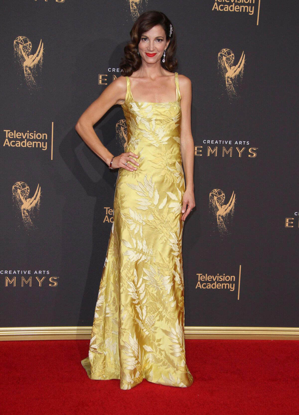Jama Williamson at Creative Arts Emmy Awards in Los Angeles