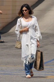 Jenna Dewan Out and About in Studio City