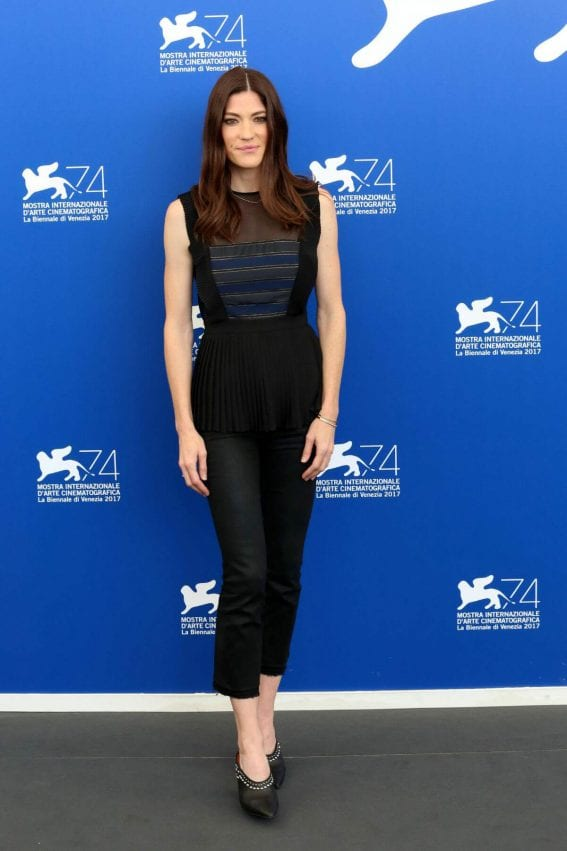 Jennifer Carpenter Stills at Brawl in Cell Block 99 Photocall